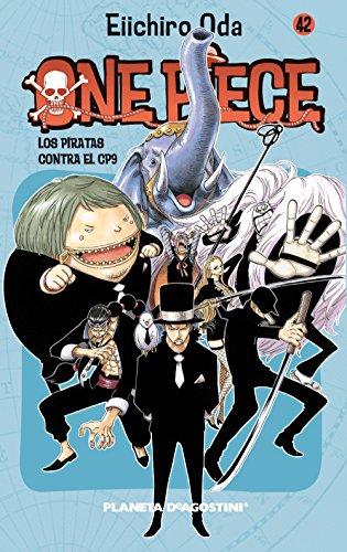 One Piece nº 42: Los piratas contra el CPS (Manga Shonen) por Eiichiro Oda