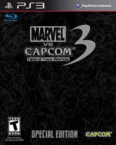 Marvel vs. Capcom 3: Fate of Two Worlds: Special Edition - Playstation 3 by Capcom
