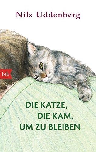 Buchseite und Rezensionen zu 'Die Katze, die kam, um zu bleiben' von Nils Uddenberg