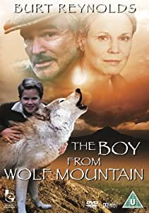 The Boy from Wolf Mountain [DVD]