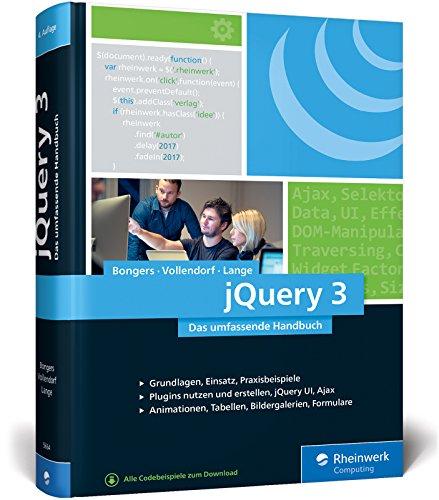 jQuery 3: Das umfassende Handbuch