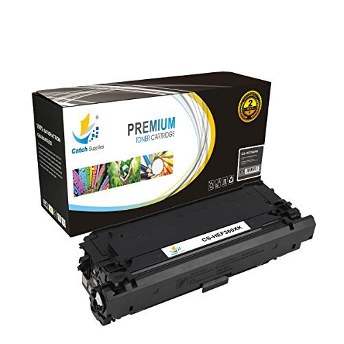 Cheap Catch Supplies Premium 508X 4 Pack High Yield Replacement Toner Cartridge Compatible with HP Colour LaserJet Enterprise M553dn M553n M553x, M552, MFP M577 M577f Printers |Black, Cyan, Magenta, Yellow| Reviews