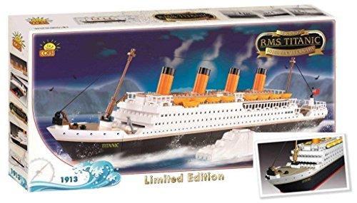 COBI-1913-RMS-Titanic-della-White-Star-Line-Limited-Edition-mattoni-da-costruzione