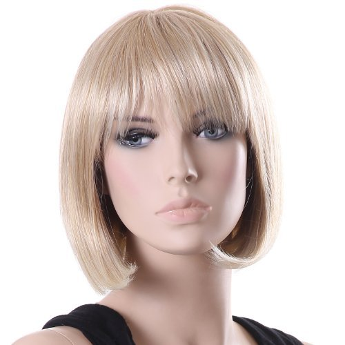 Kostüm Perücken Frauen - Songmics Perücke Frauen Damen Haar Wigs