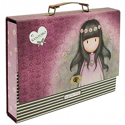 Santoro Gorjuss maletín caja–Oops a Daisy