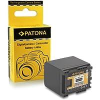 Bateria BP-820 para Canon HF-G30 | Canon XA20 | Canon XA25 | LEGRIA HF G30 | G25 | G20 | G10 | M30 | M31 | M32 | M40 | M41 | M300 | M301 | M400 | S10 | S11 | S1400