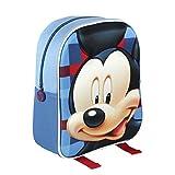 Mochila 3d 31cm de Mickey Mouse