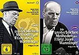 Die unsterblichen Methoden des Franz Josef Wanninger - Box 5+6 (4 DVDs)