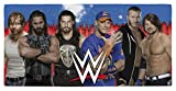 WWE ` Raw vs Smackdown` Toalla