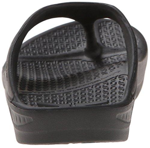 midnight Flip black Telic Unisex Sandale Flip schwarz Telic Flops Zehentrenner SWBf6xy87c