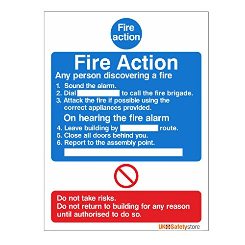 pack-of-2-fire-action-signs-150mm-x-200mm-self-adhesive