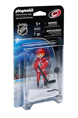 PLAYMOBIL 9200 - NHL Carolina Hurricanes Player (Nhl Hurricanes)