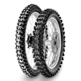 Pirelli Scorpion Mx Extra X Tire - Rear - 110/90-19 , Position: Rear, Tire Size: 110/90-19, Rim Size: 19, Load Rating: 62, Speed Rating: M, Tire Type: Offroad, Tire Application: Intermediate 2133500