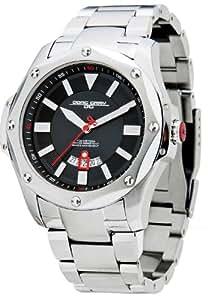 Jorg Gray Herren-Armbanduhr Analog Quarz JG9100-21