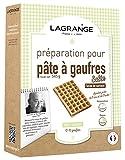 Lagrange Preparación para la masa de gofres salados