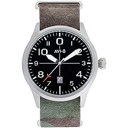 Reloj de hombre AVI-8Flyboy av-4028-setb-02
