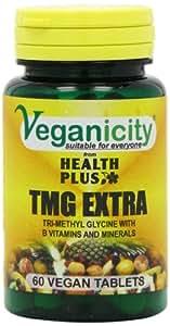 Veganicity TMG Extra Heart Health Supplement - 60 Tablets