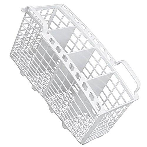 ECHTE ARISTON LS2450UK Slimline Geschirrspüler weiß Besteck Korb (W230X 110X H135mm)