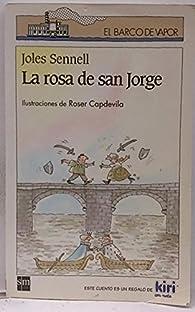Rosa de San Jorge par Josep Albanell