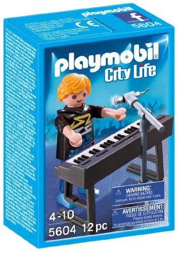 PLAYMOBIL - 310009 - 5604 JUGADOR DEL SYNTH POP STARS