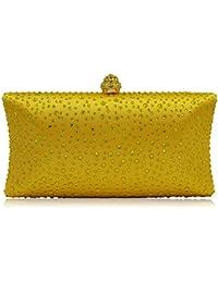 YYW Evening Bag - Cartera de mano para mujer