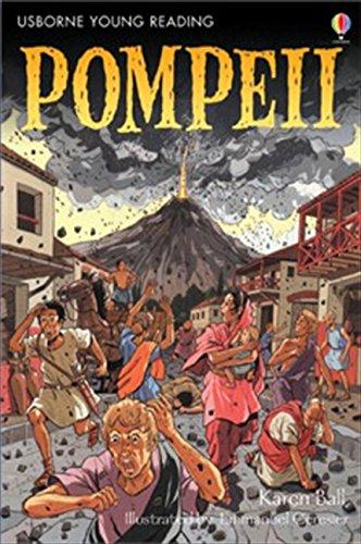 Pompeii (3.3 Young Reading Series Three (Purple)) por Karen Ball