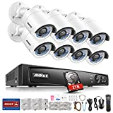 ANNKE 8CH HD 6.0MP POE NVR Security Camera Systems w/ 8 x WDR - Best Reviews Guide