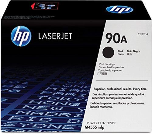 HP 90A (CE390A) Schwarz Original Toner für HP Laserjet Enterprise M601, M602, M603, M4555 - Hp Business Copy