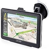 GPS Voiture Auto Europe -7 Pouces-8 G Quad-core Écran Tactile- Automobile 3D Navigator Smart Voice Rappelant en Différents Pays