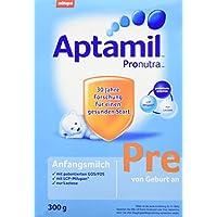Aptamil Pronutra Pre Anfangsmilch, Startpackung, 8er Pack (8 x 300 g)