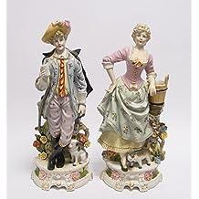 suchergebnis auf f r barocke porzellanfiguren. Black Bedroom Furniture Sets. Home Design Ideas