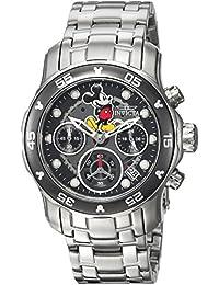 Invicta 24132 - Reloj de pulsera Mujer, acero inoxidable, color Plata