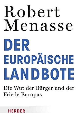 Buchseite und Rezensionen zu 'Der Europäische Landbote (HERDER spektrum)' von Robert Menasse