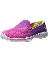 SkechersGo Walk 3 - Zapatillas de running chica