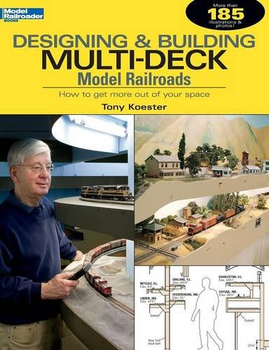 Model Deck (Designing & Building Multi-Deck Model Railroads: How to Get More Out of Your Space (Model Railroader))