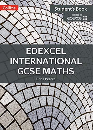Edexcel International GCSE Maths Student Book (Edexcel International GCSE) por Chris Pearce