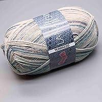 Wolle Kreativ 9423 150 g Lana Grossa Meilenweit 6-fach Terrazzo Fb