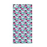 Lässig 1433010505 Twister Multifunktionstuch Sun - Mr. Fish One Size, Mehrfarbig