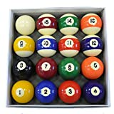 #4: IRIS Pool Table Billiard Ball Set-5.2 cm