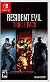 RESIDENT EVIL TRIPLE PACK (4-5-6) - NINTENDO SWITCH - REGION FREE