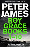 Roy Grace Ebook Bundle: Books 1-10 (English Edition)