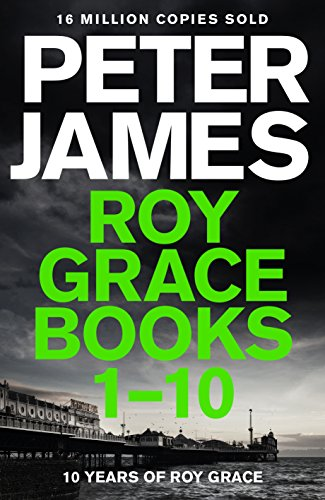 Roy Grace Ebook Bundle: Books 1-10 (English Edition) eBook: James ...