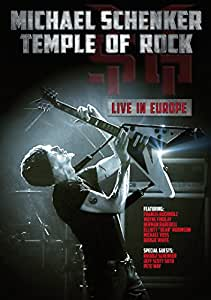 Temple Of Rock - Live In Europe [DVD] [2012]