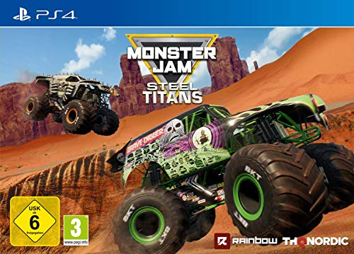 Monster Jam Steel Titans Collector's Edition [Playstation 4] (Truck Playstation Monster)