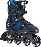 K2 Herren Inline Skates F.I.T. 80 BOA - schwarz-blau - 30D0773.1.1