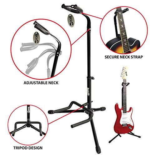 RockJam GS-001 - Soporte de guitarra
