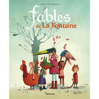 Les contes : Fables de la Fontaine - Dès 5 ans
