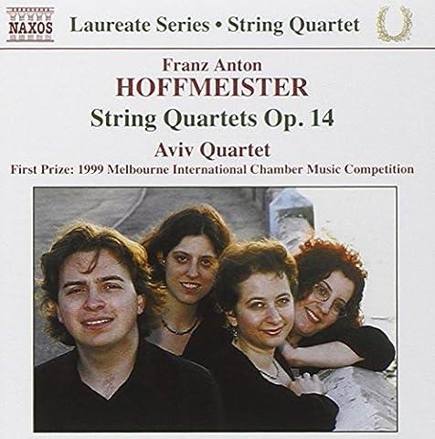 Streichquartette Op. 14