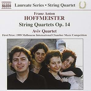 Hoffmeister - String Quartets Op 14