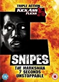 Wesley Snipes Collection: Seven Seconds / The Marksman / Unstoppable [DVD] [2007] by Wesley Snipes